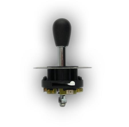 4 and 8 way joystick