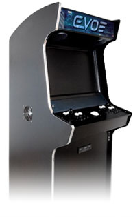 evo arcade machine