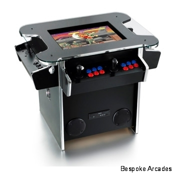 Synergy Sit-Down Arcade Machine