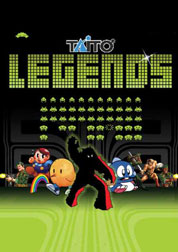 Taito Legends 2  retro arcade games