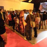 Warner Brothers Stall @ Gadget Show Live 2011