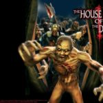 classic arcade game house of the dead 3