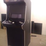 metal slug arcade machine by Bespoke Arcades