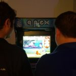 Apex Arcade Gaming Machine