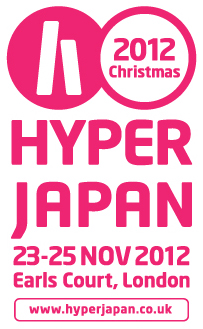 Hyper Japan Exhibition - Christmas 2012