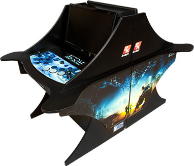 xcom enemy unknown arcade cabinet
