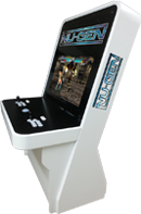 nu-gen elite arcade machine