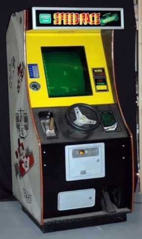 Early Arcade History Mid 70s Games Bespoke Arcades