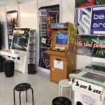 ideal home show christmas arcade cabinets