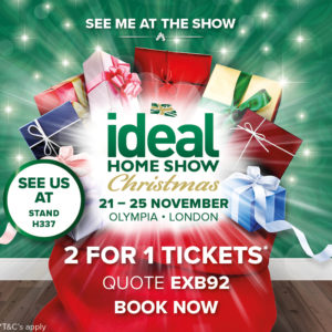 ideal home at christmas promo