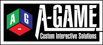 a-game interactive logo