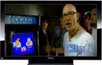Apex Cabinet on the Gadget Show Video Clip