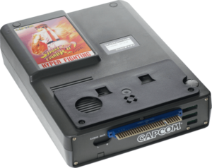 street fighter 2 arcade Capcom CPS changer system